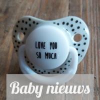 Baby nieuws!