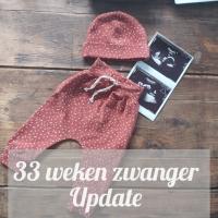 33 weken zwanger - update