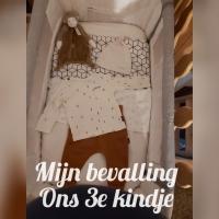 Mijn  bevalling - ons 3e kindje