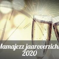 Mamajezz jaaroverzicht 2020